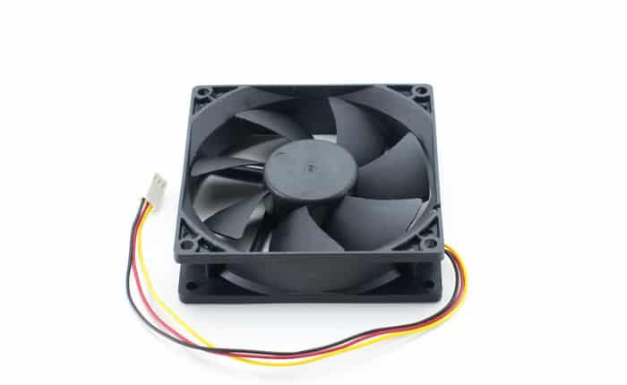DC fan is also called 3-pin fan