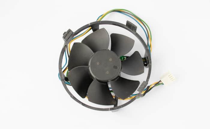 PWM fan is also called 4-pin fan