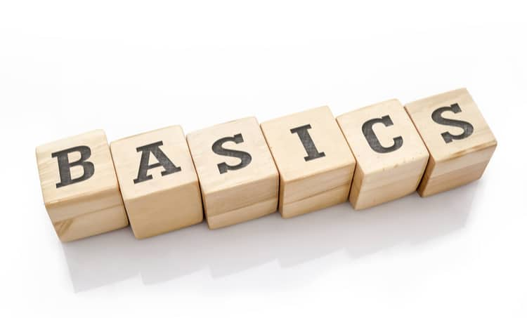 The basics building blocks