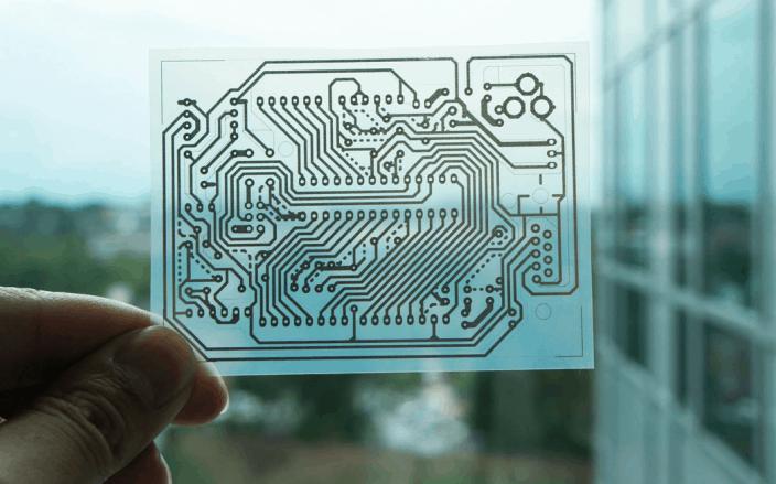 printed PCB design