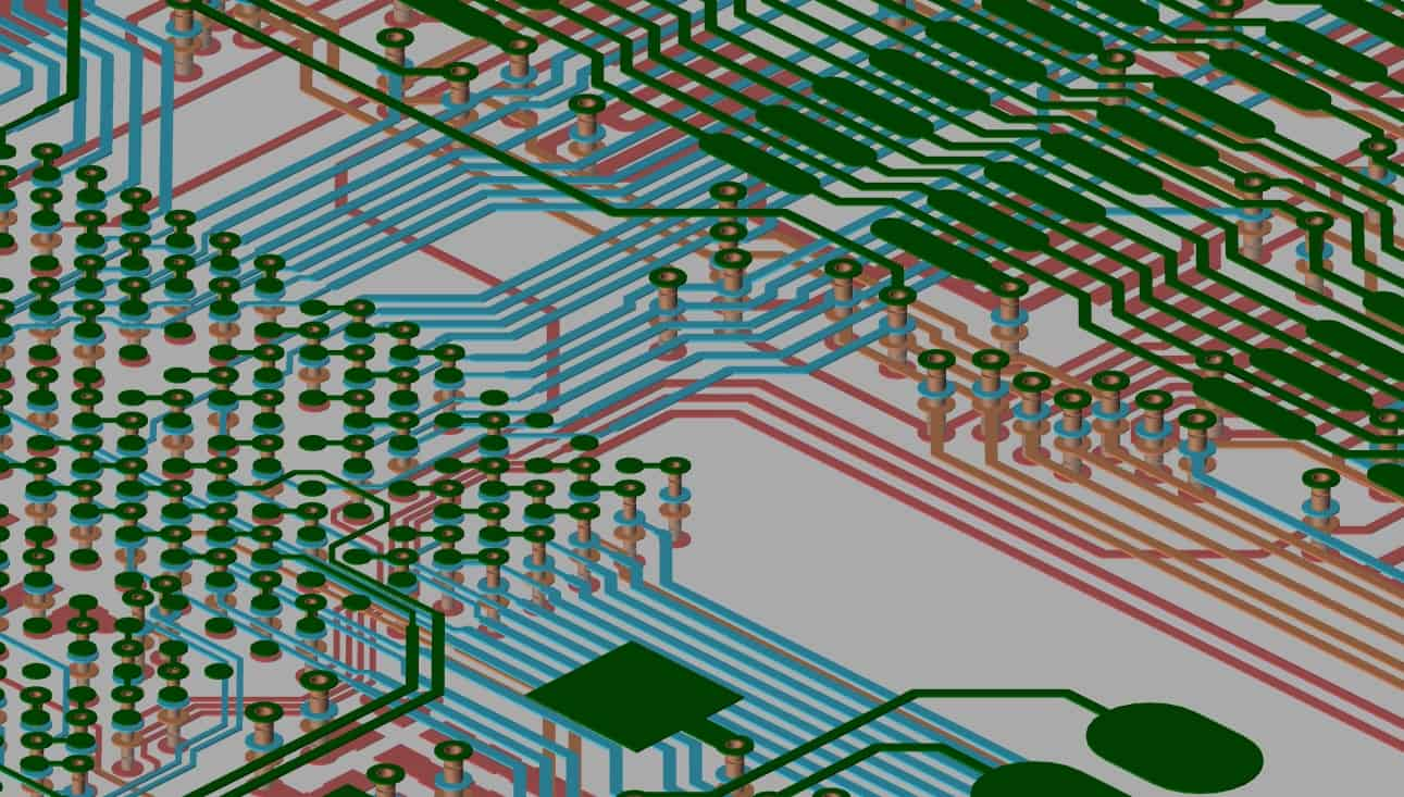 3D routing in OrCAD PCB Designer