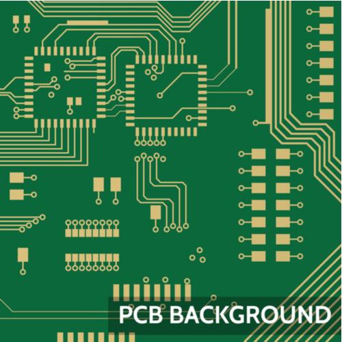 PCB graphic