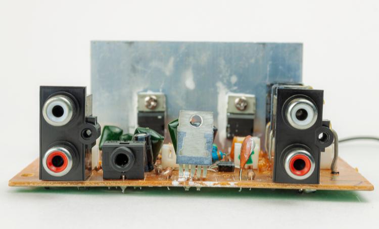 audio amplifiers