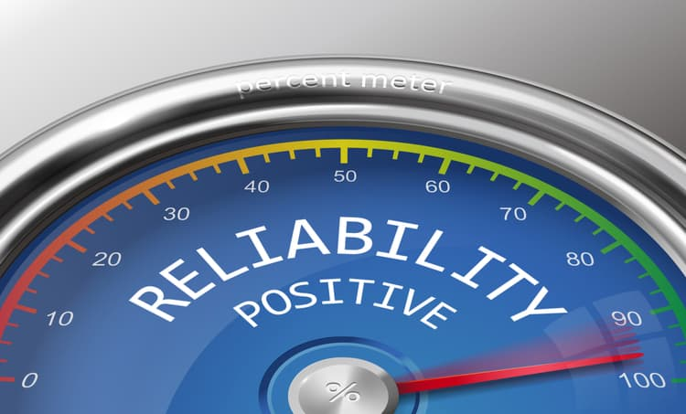 Reliability graphic