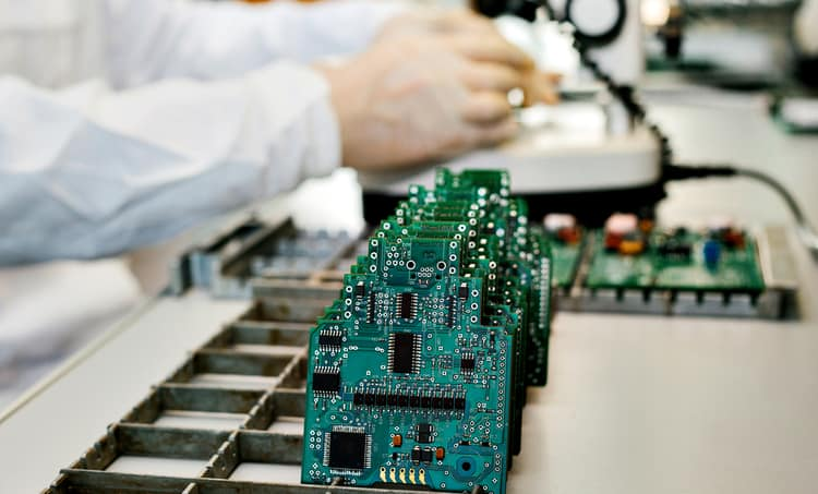 PCB design standards compliance for reliability and manufacturability.