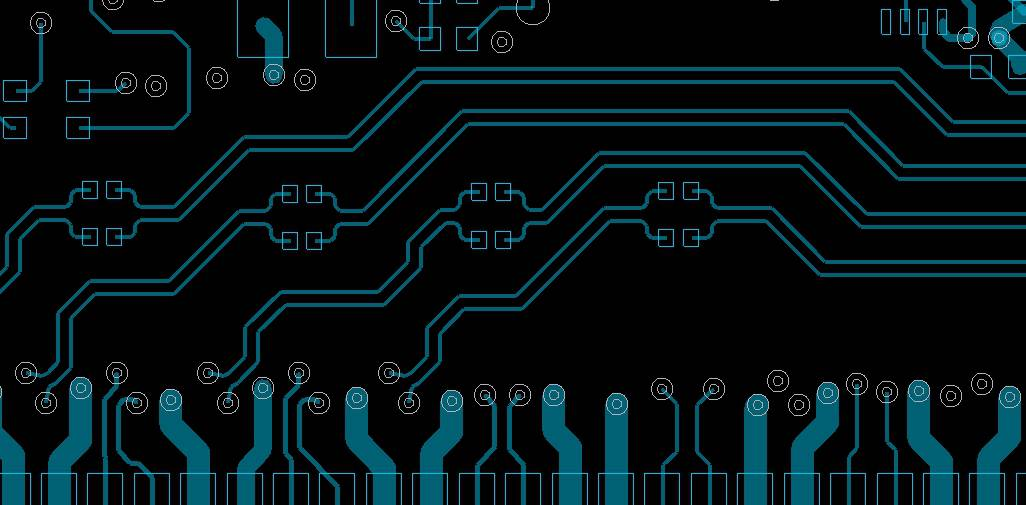 Diff pair routing in Cadence Allegro's PCB Editor