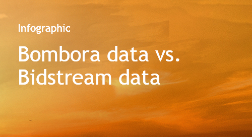 Bombora Intent data vs. Bidstream Intent data
