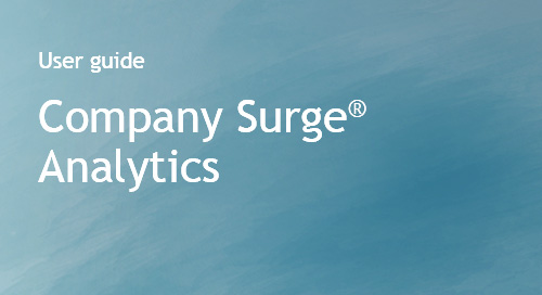 Company Surge® User Guide