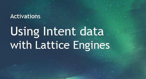 Lattice - Partner Information Sheet