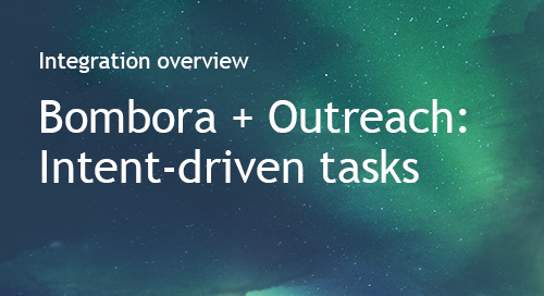 Bombora + Outreach - Intent-driven tasks