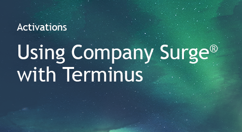 Terminus - Partner Information Sheet