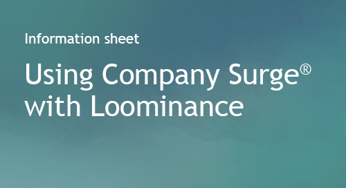 Loominance - Partner Information Sheet