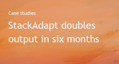 StackAdapt - Case Study