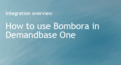 How to use Company Surge® in Demandbase One