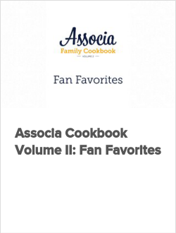 Associa Cookbook Volume II: Fan Favorites