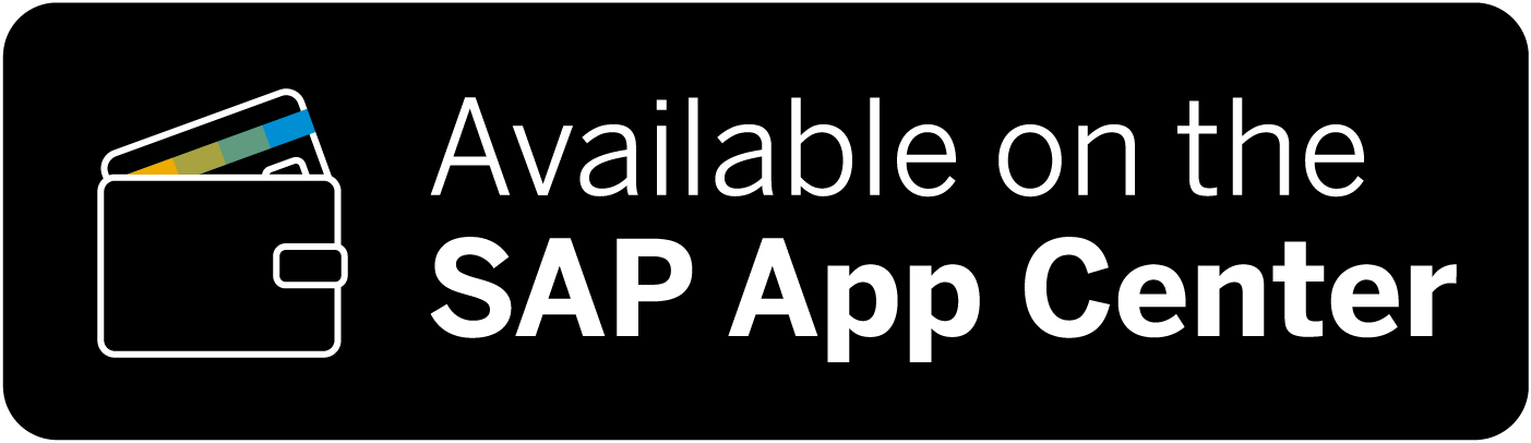 EcoVadis SAP App Center badge
