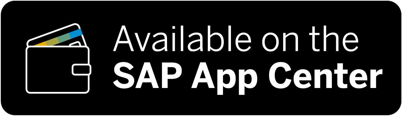 EcoVadis SAP App Center badge