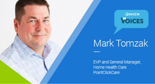 HHCN Voices Article: Mark Tomzak