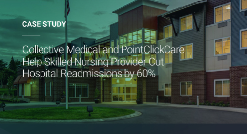 Better visibility across the continuum leads to reduced readmission rates