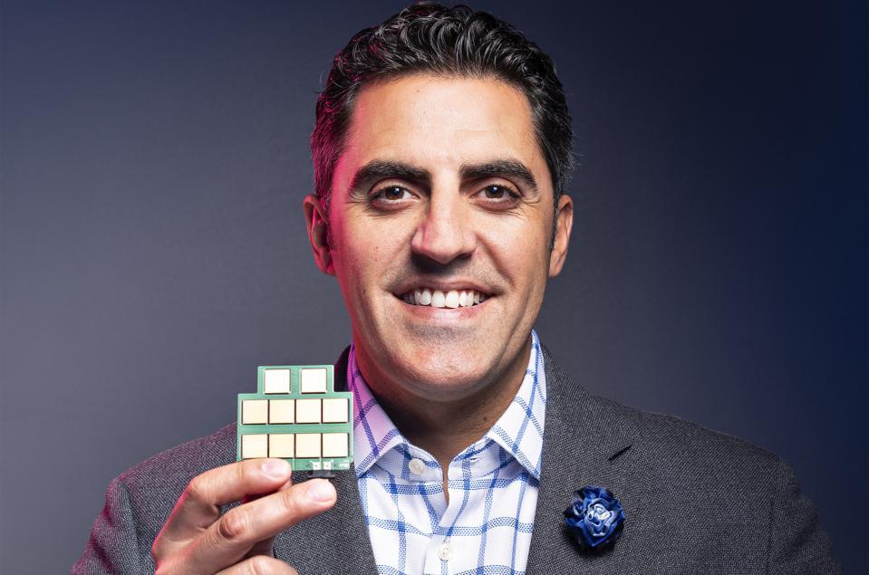 Tony Atti by Evan Kafka for Forbes