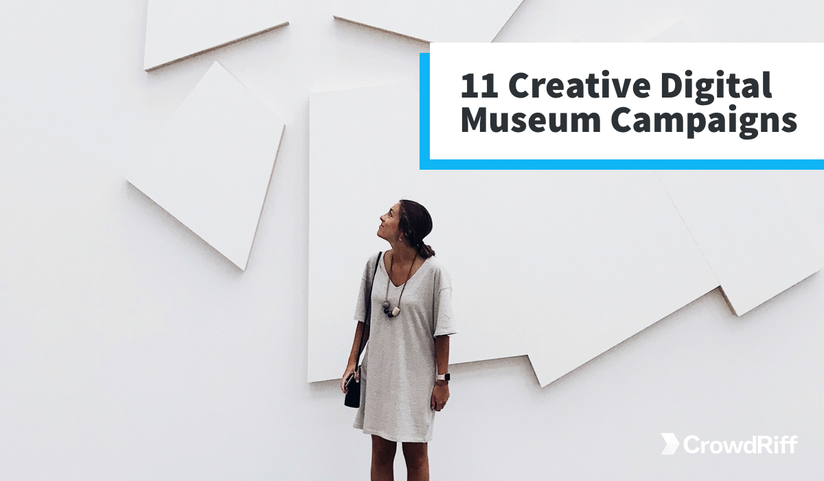 creative museum campaigns