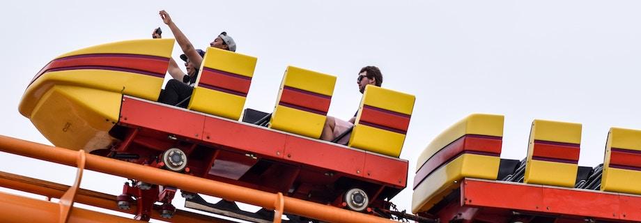 foster more UGC amusement park