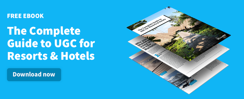 Resorts and Hotels Guide to UGC