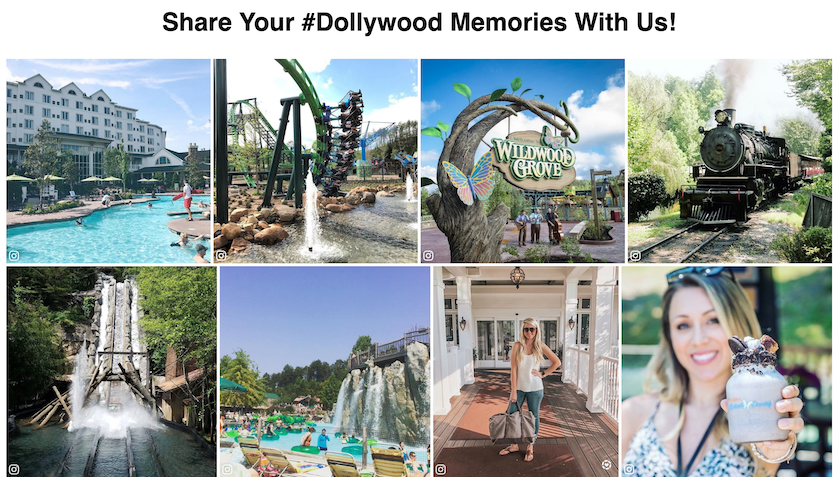 How Dollywood Used Visuals to Drive $90,000 in Ticket Sales within 5 Months