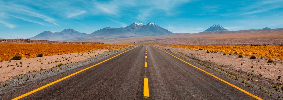 Road trip itinerary DMO