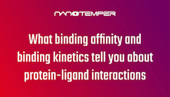 What binding affinity and binding kinetics tell you about protein-ligand interactions