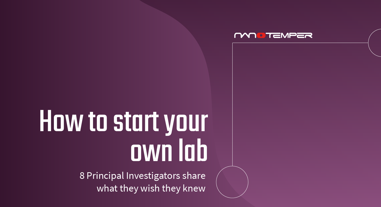 How to start your own lab