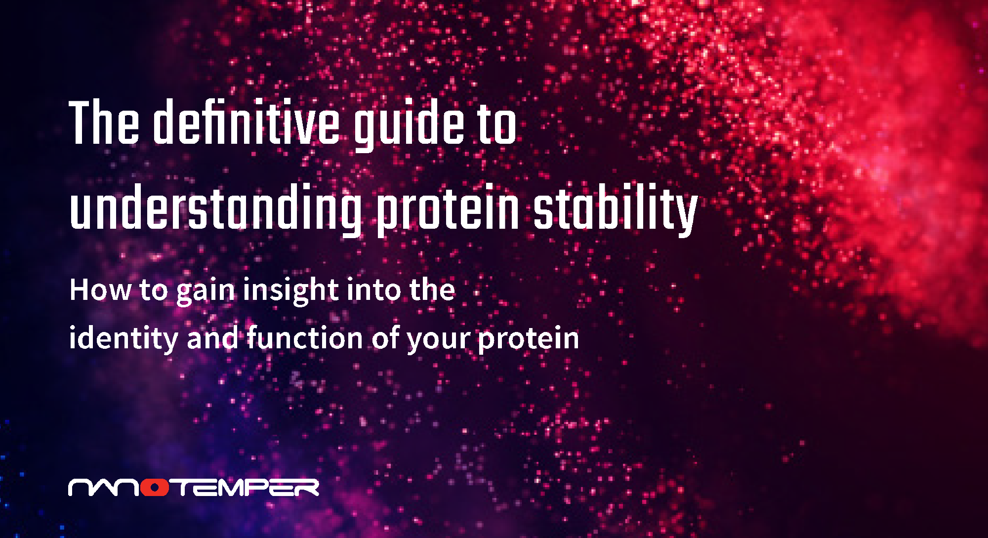 The definitive guide to understanding protein stability