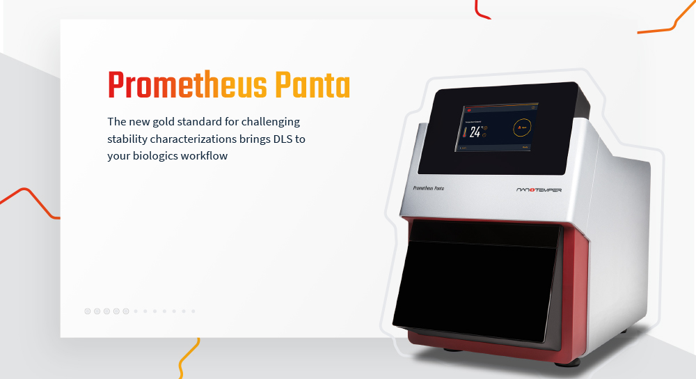 The new gold standard for challenging stability characterizations brings DLS to your biologics workflow