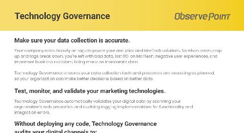 Technology Governance Product PDF