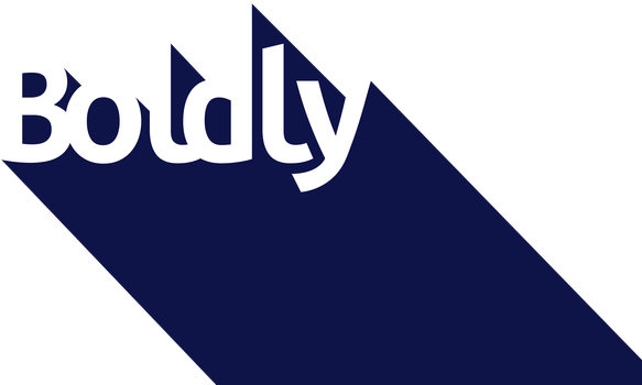 Boldly by CMA logo