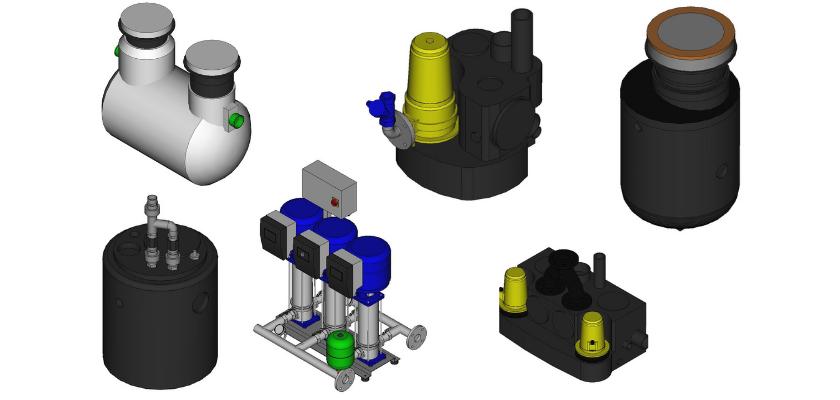 Zehnder Pumpen - Herstellerkatalog Trimble Nova