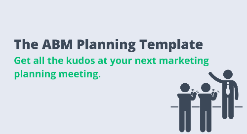The ABM Planning Template