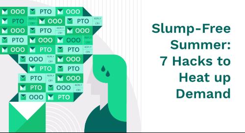 Slump-Free Summer: 7 Hacks to Heat up Demand