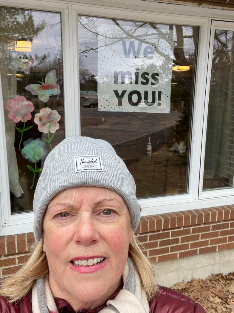 Un message d'aînés à leur famille à un foyer de soins de longue durée du Nouveau-Brunswick