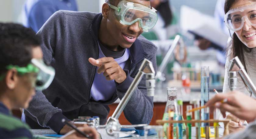 How to choose eye protection for your science classroom.