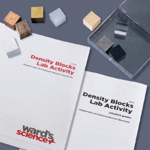 Density blocks lab activity