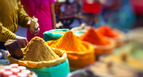 Supply Chain Risk Management: Is the spice you need, the spice you receive?