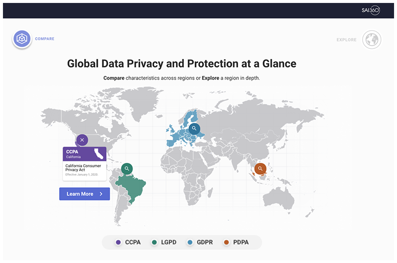 Sample a free eLearning course on data privacy from SAI Global.