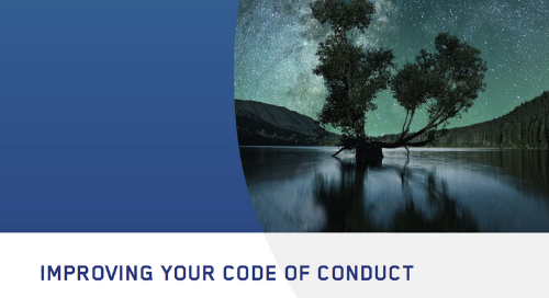 Code of Conduct: Improving Your Code of Conduct