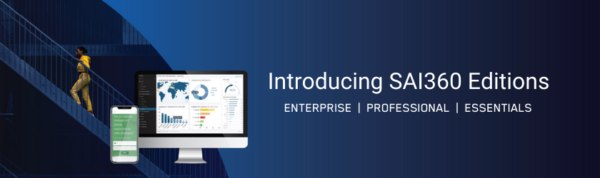 Introducing SAI360 Editions