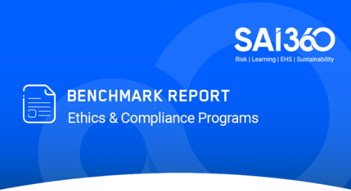 2020 Benchmark Report: Best Practices for Ethics and Compliance Programs