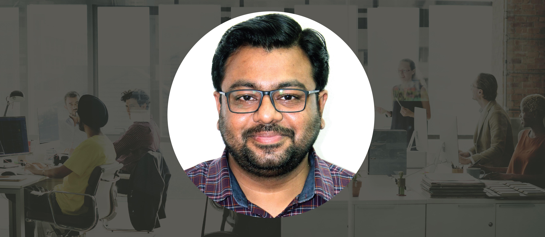 Panchajanya Choudhury, Manager Operations, Personiv Gurugram