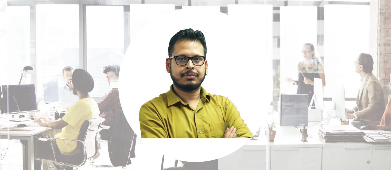 Sulagno Chatterjee Manager Personiv Gurugram