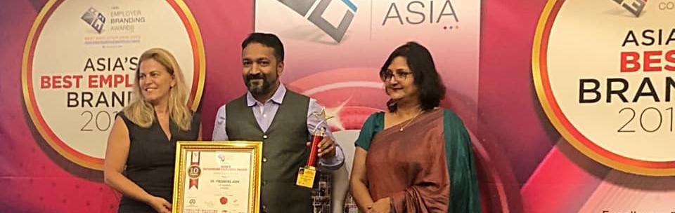 CMO Asia Awards David Lesniak CEO Of The Year, Fred John Visionary Leader