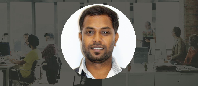 Thiagarajan Assistant Manager Personiv Coimbatore